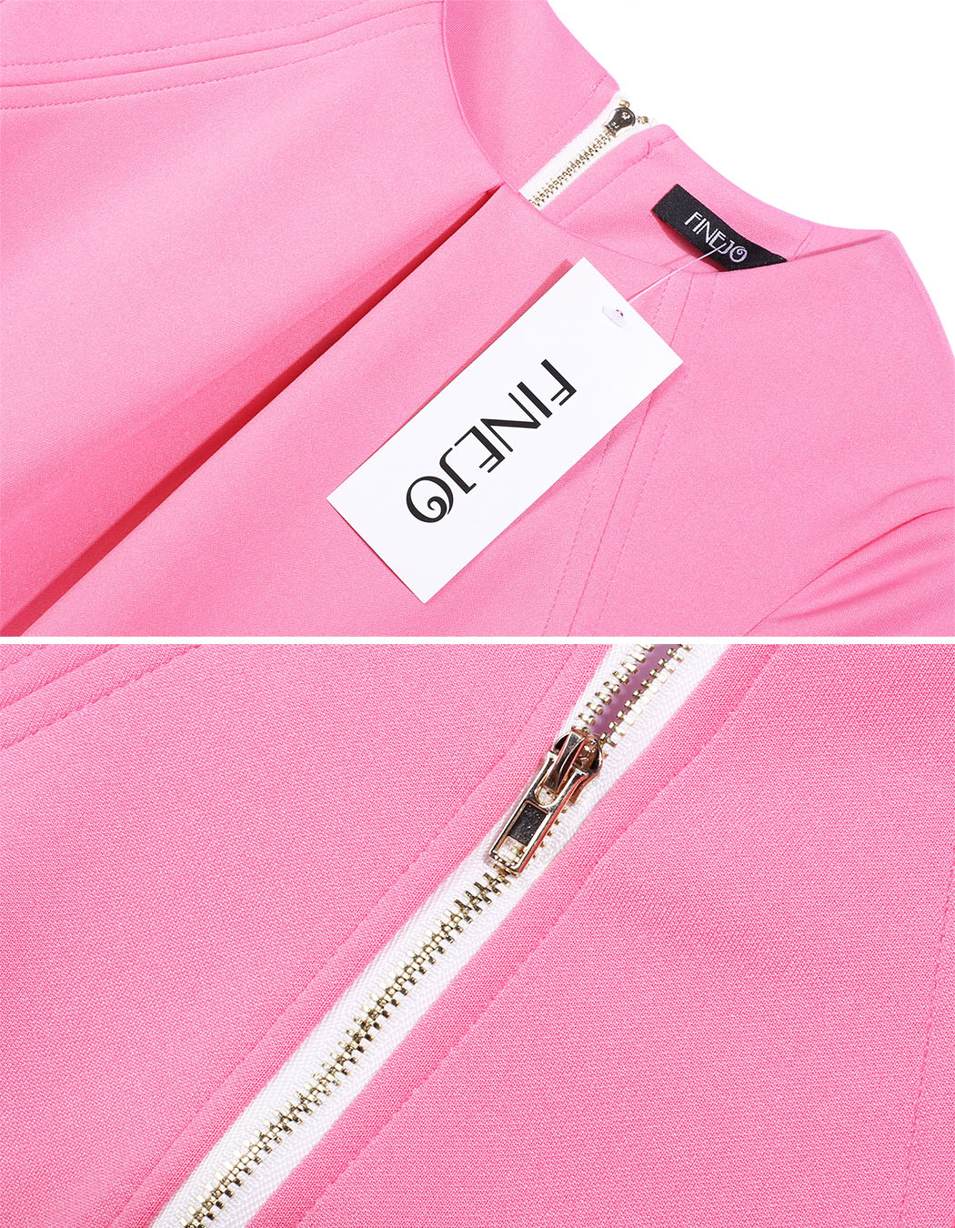Finejo Spring Autumn Sweet Ladies Leisure Dress Long Sleeve Plated Ic Up1589qqkf Up1589q Up15890 Up1589 Qfn20 Hooded 2017 V Neck Bodycon Cotton Fit Button Solid Casual Party Pencil Plus Size Xxxlusd 1799 Piece