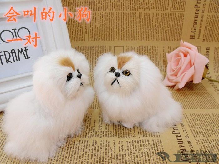 ᗔПара милых <b>игрушек для собак</b>, Реалистичные Модели для ...