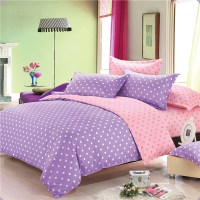 Polka Dot Sheet Set Full
