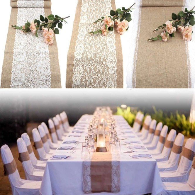 Vintage Wedding Table Decor With Gl Vases