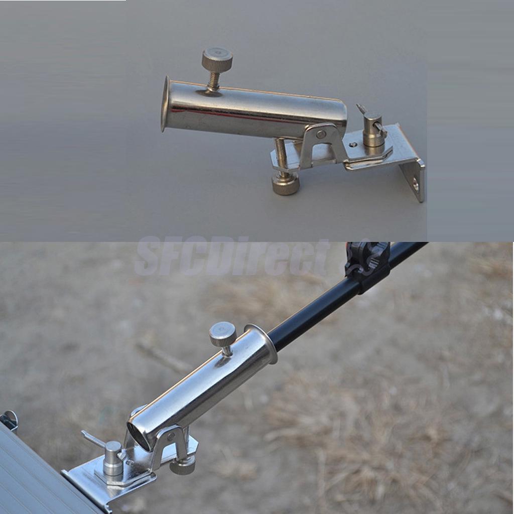 folding chair fishing pole holder comfy wingback popular rod buy cheap
