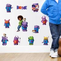 movie wall stickers home decoration kids room zooyoo1447 ...
