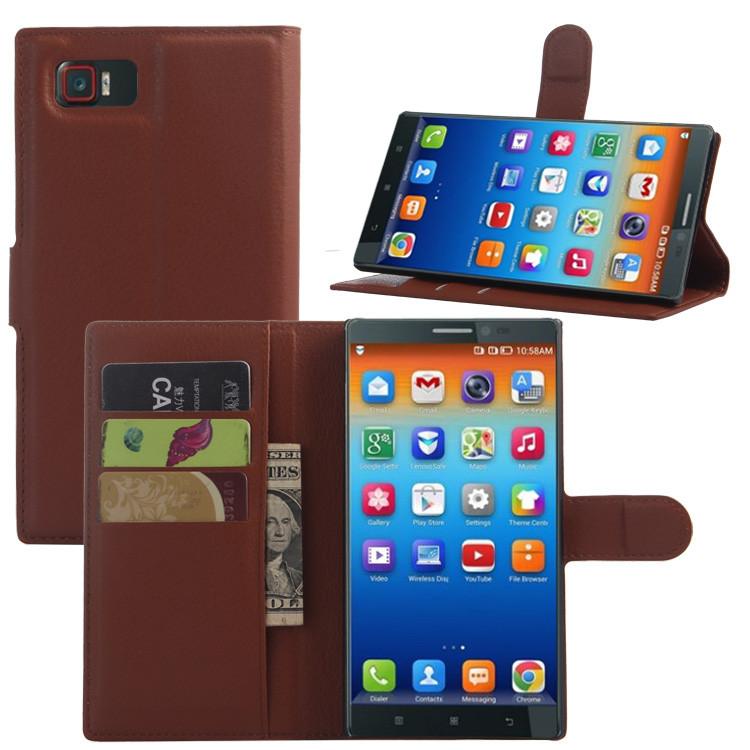 ⑦Роскошный кожаный чехол для <b>Lenovo</b> k920 мини флип ...