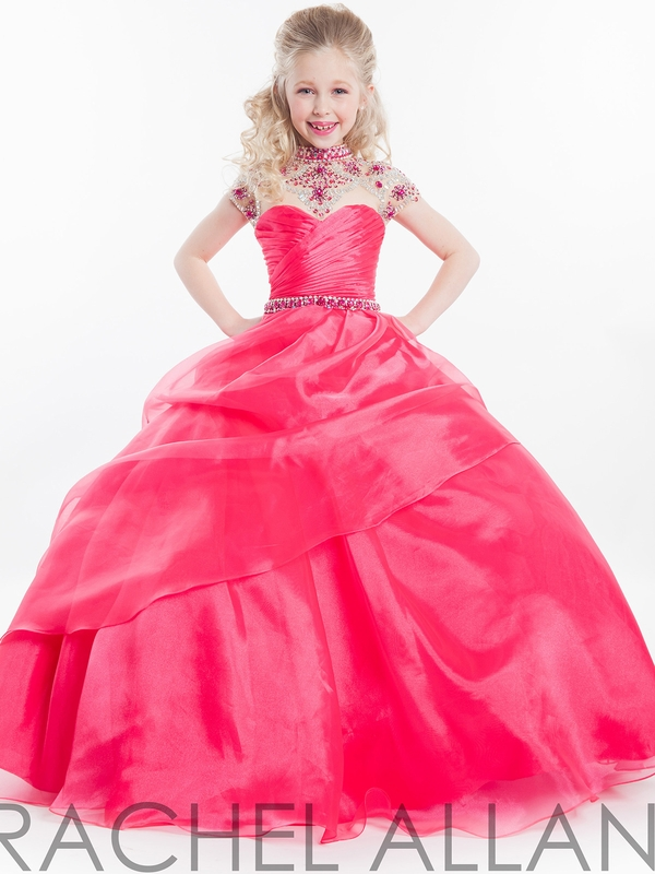 Popular Pageant Dresses Girls Size 14