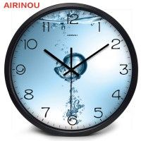 Popular Bathroom Wall Clocks