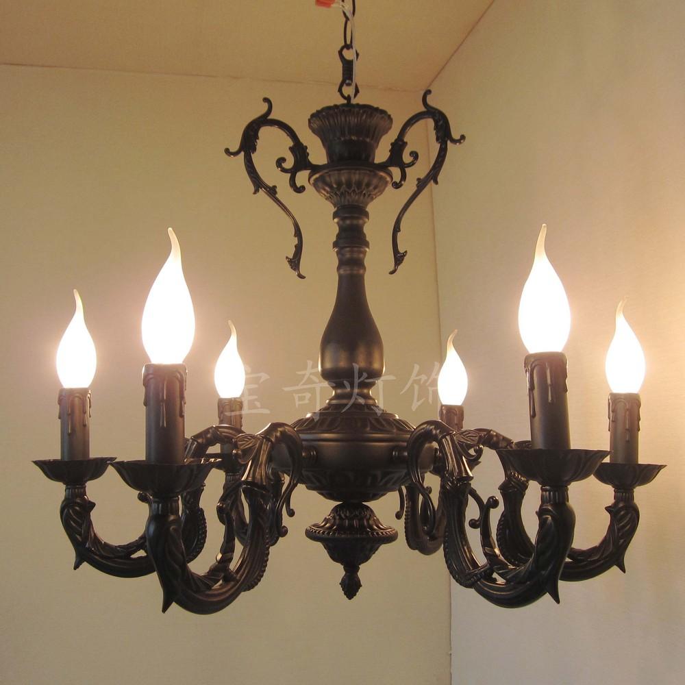 Retro Slaapkamer Lamp