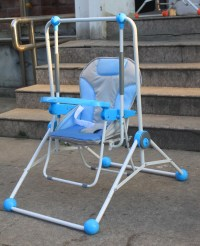 Child swing baby dining chair baby indoor swing chair ...