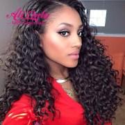 brazilian deep curly virgin hair