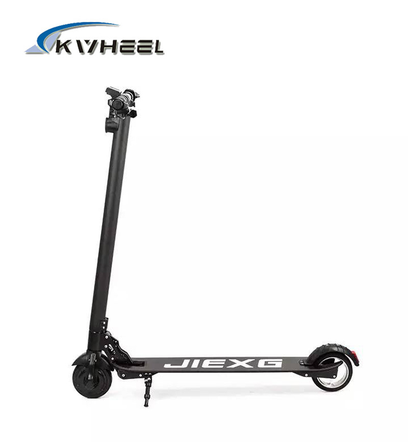 Kwheel Carbon Fiber Lightest Electric Scooter 2016