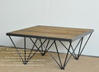 Do the old retro minimalist modern rustic furniture / LOFT