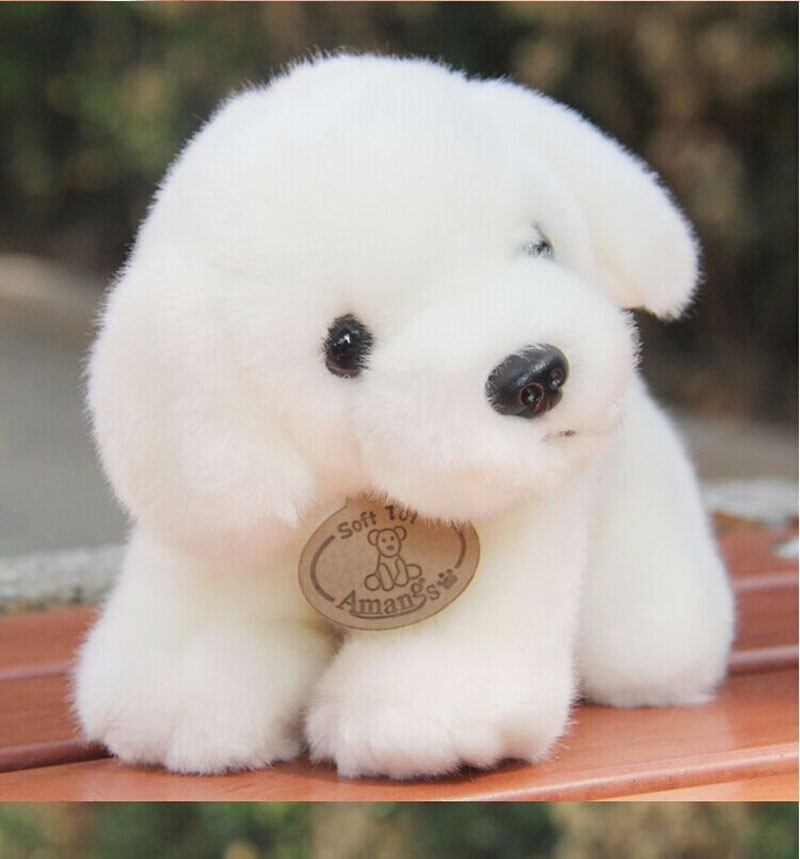 1 unid 25 cm/33 cmnew peluche Juguetes animal suave felpa perro niño ...
