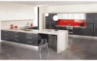 2016 New high gloss kitchen doors elegant gray-in Kitchen ...