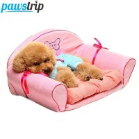 Online Buy Wholesale pink princess dog bed from China pink ...