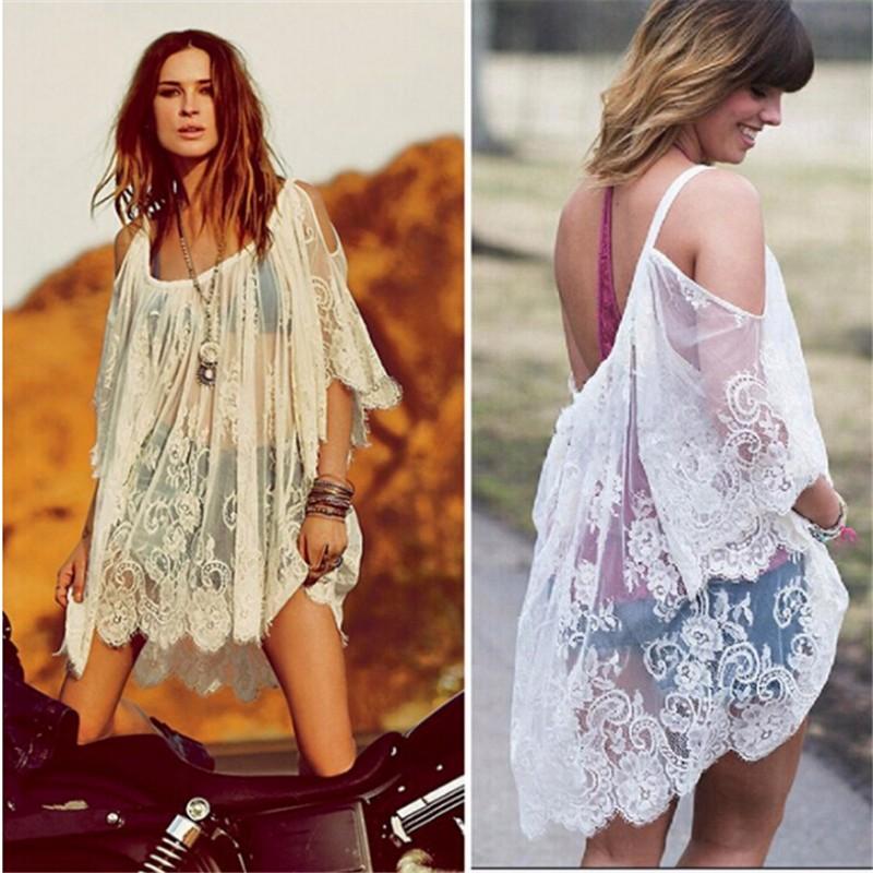 ᐂ2018 womenboho пляжная одежда, платье пляжное платье ...