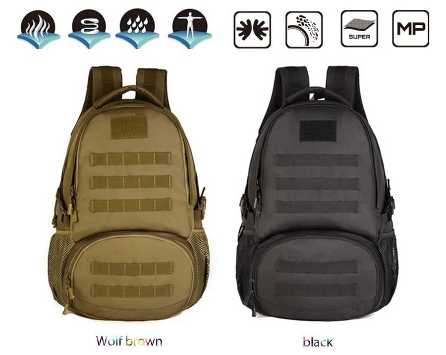 2aec28a688b Saco dos homens Mochila Militar Moda Feminina Pacote de Combinação Laptop  Bag Homens Montanhismo Ocasional Saco Saco de Viagem de 15.6 Polegada