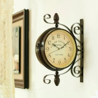 Popular Double Sided Wall Clock-Buy Cheap Double Sided ...