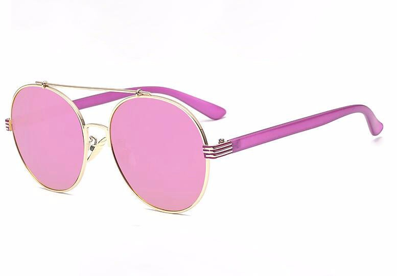 d6c36117918f8 Click here!! men Vintage Fashion Round Sunglasses For Big Face Women,  Circle Metal Reflective Mirror Sun Glasses For Ladies oculos feminino .
