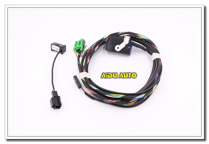 Vw Rns510 Bluetooth Radio Wiring