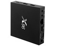 X96 TV Box Android 6 0 Systerm Amlogic S905X Quad Core 2GB 16GB 4KX2K HD Smart