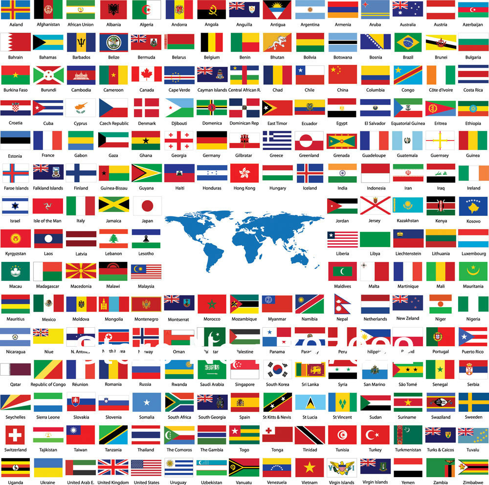 Country flags pictures – New Blog