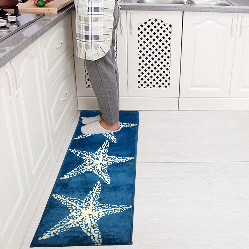 Popular Blue Kitchen RugsBuy Cheap Blue Kitchen Rugs lots