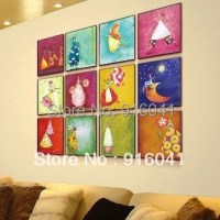 Popular Wall Art - popular items for orange wall art on ...
