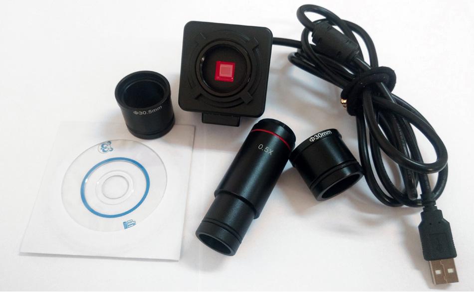 Mp binokular stereo elektronische mikroskop okular usb video cmos