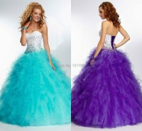 Plus Size Masquerade Ball Gowns Sweet 16 Dresses Debutante