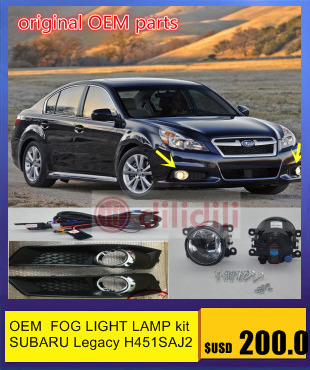 LED fog lamp light kit for Subaru Forester S12 2009 2010 2011 2012 Subaru Forester Wiring Harness Cket on
