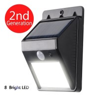 [add motion sensor to outdoor light] - 28 images ...