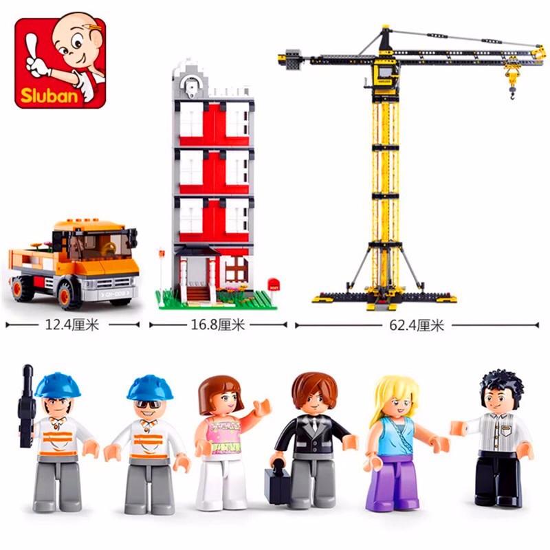 ᗑModelo de Kit de construcción compatible con LEGO City ingeniería ...