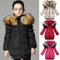 Kids Girls Coats