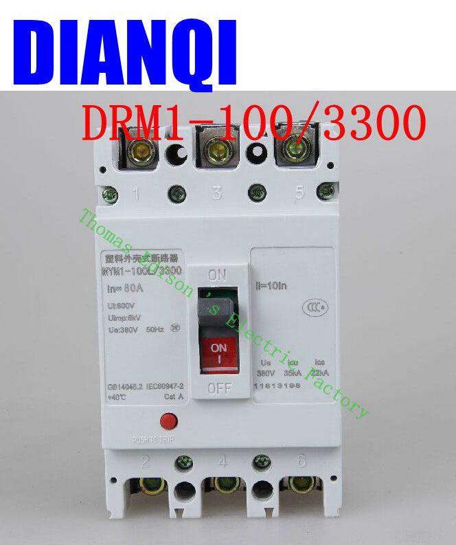 China Miniature Circuit Breaker Kc163 C25 China Circuit Breaker
