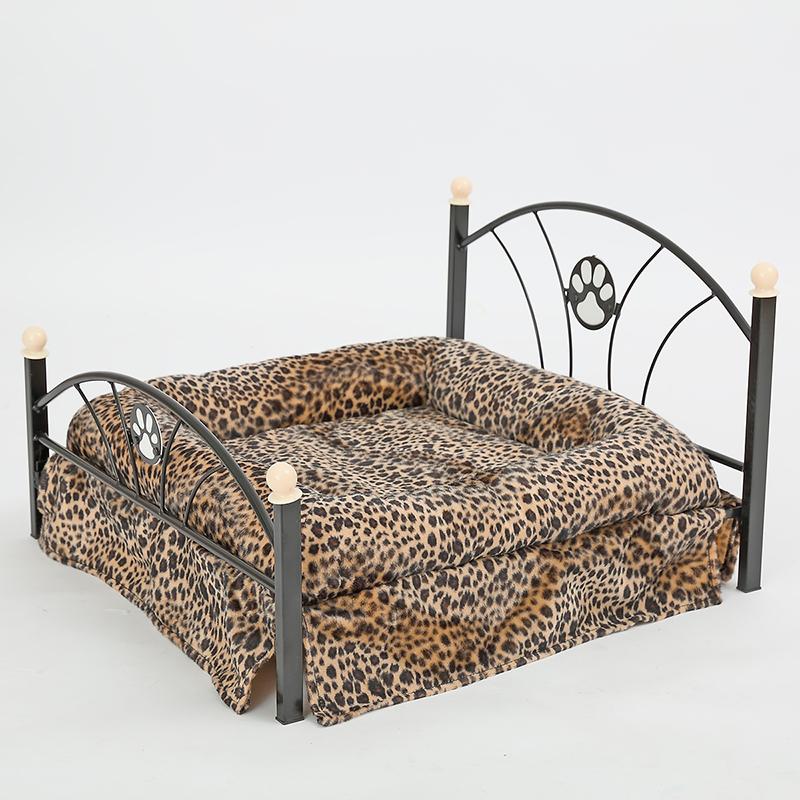 №2017 perro de mascota cama de lujo camas para perros gato perrera ...