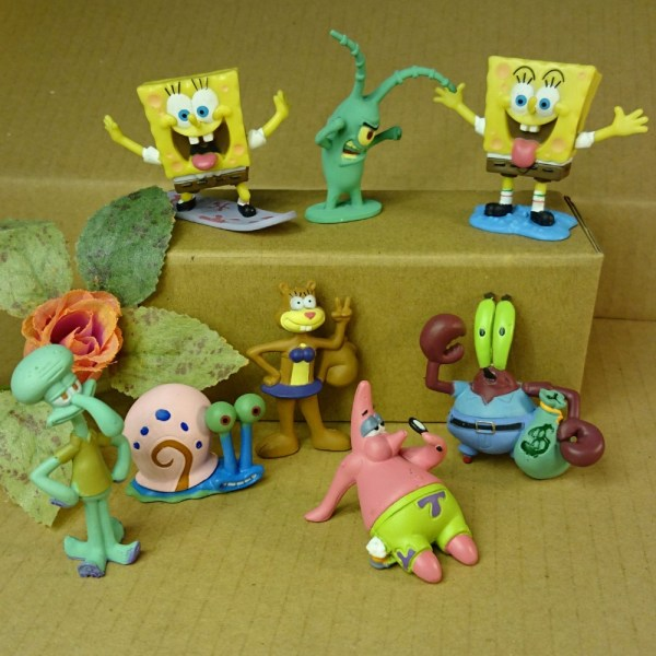 Patrick House Spongebob Fish Tank Decorations