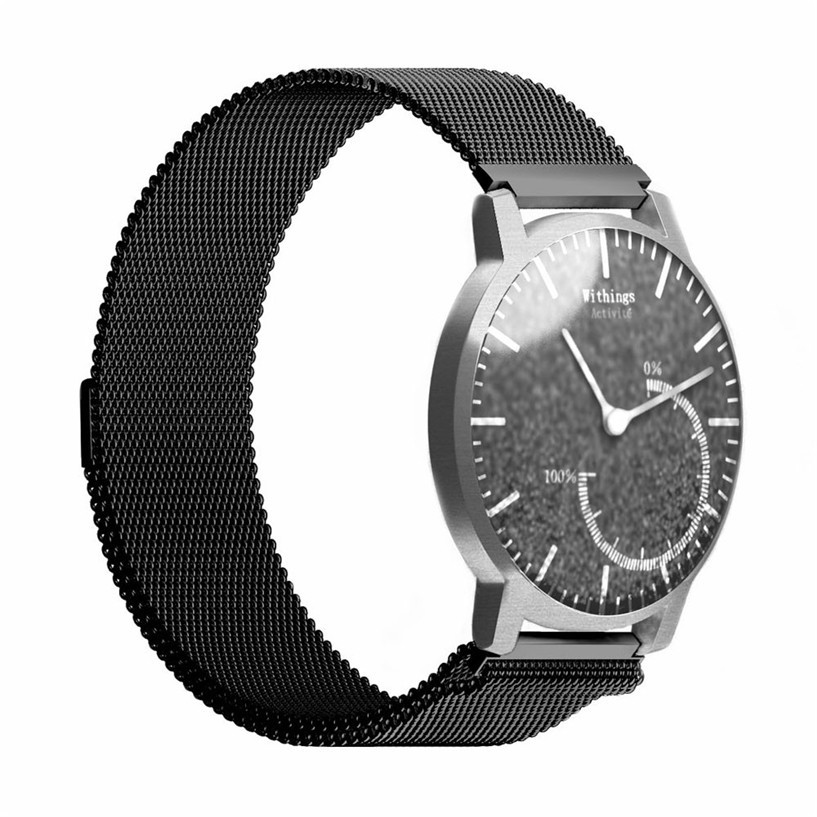 aeProduct.getSubject()  Sizzling Sale OTOKY Milanese Stainless Metal Watch Band Strap Bracelet For Withings Activite Sporting Items equipment Dec21 HTB1HYt7OVXXXXc
