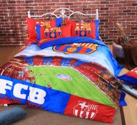 Soccer Comforter Twin Promotion