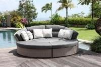 Achetez en Gros En plein air en rotin canap lit en Ligne ...