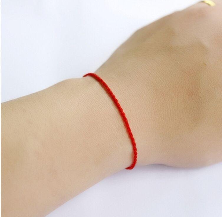 Resultado de imagen para la pulsera de hilo rojo