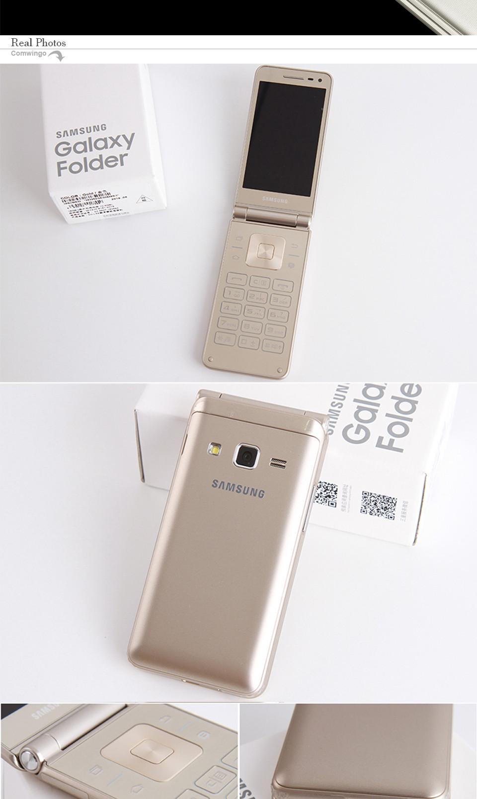 №Originale Per Samsung Galaxy Cartella G1600 (2016) Dual SIM LTE ... 9a9f997f9cb2