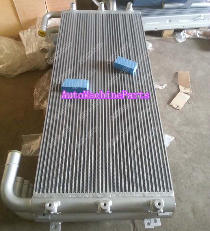 Nuevo enfriador de aceite de aluminio para Hitachi ZAX240-3 máquina ...