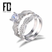 Aliexpress.com : Buy INFINITY Love CZ Engagement Wedding