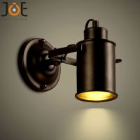 Wall Lamp Vintage Bedside light retro Stair Lamp Wall ...