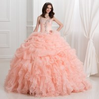 Ball Gown Pink Quinceanera Dresses Sweetheart Tank Silvery ...