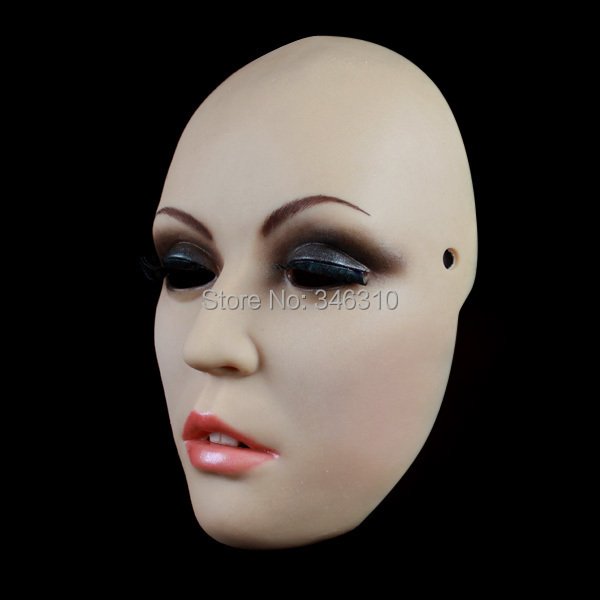 [H-6] Top quality masquerade masks silicone female mask crossdresser skeleton face mask costume halloween  sc 1 st  Google Sites & ?[H-6] Top quality masquerade masks silicone female mask ...