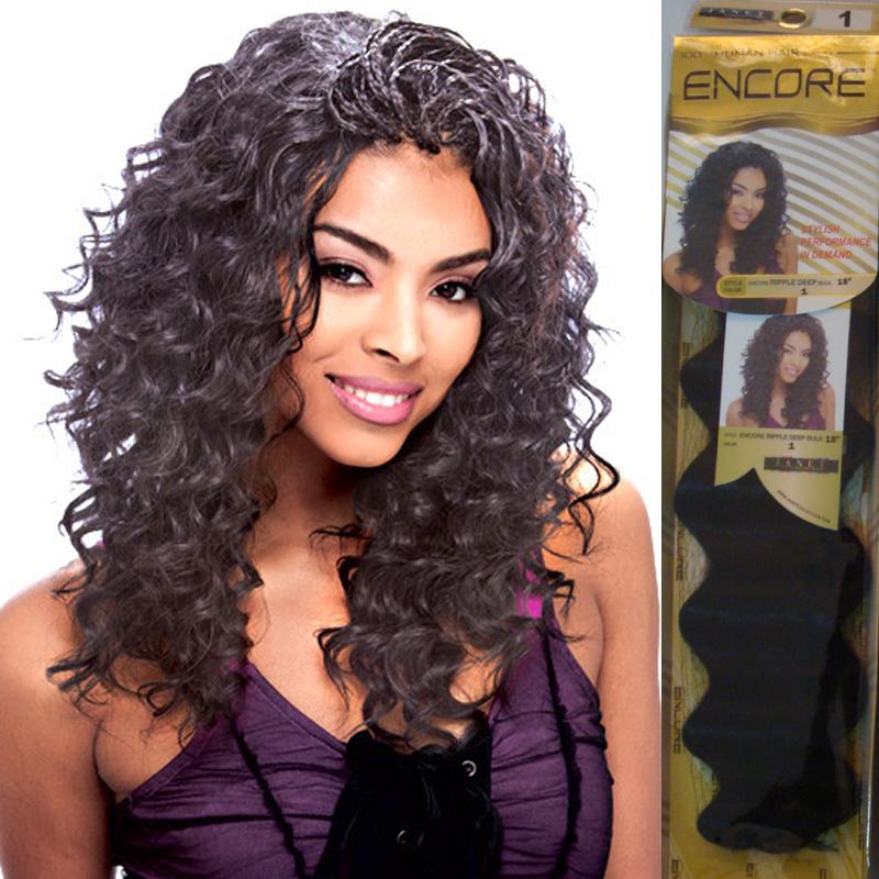 Janet Collection ENCORE PRO MIX Ripple Deep Braiding Bulk