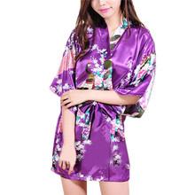 Kimono geisha corto AliExpress