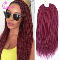Online Buy Wholesale kanekalon braiding hair from China