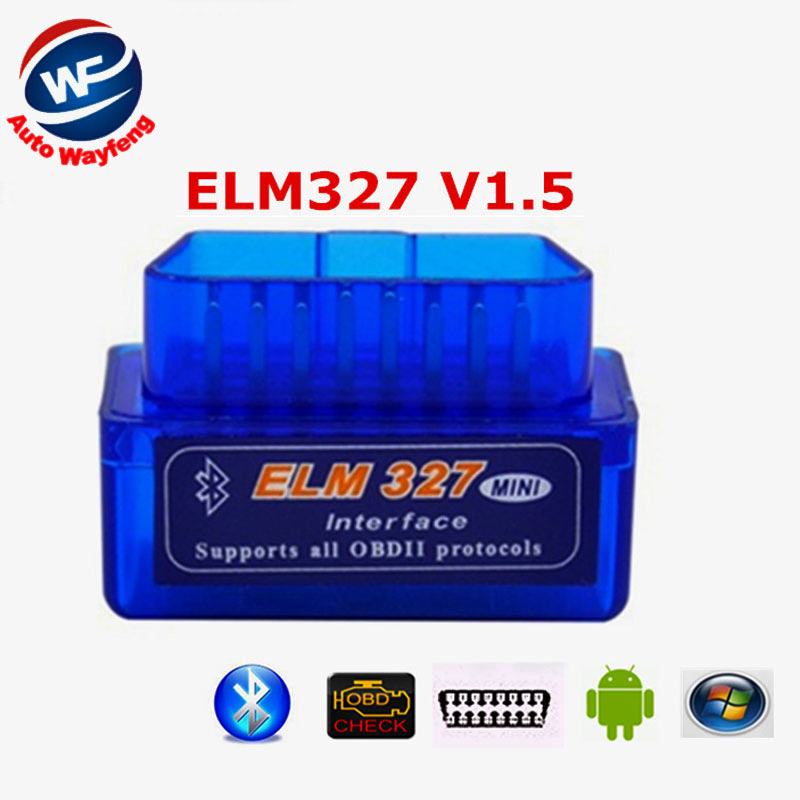 ④2016 ELM 327 V 1.5 BT adapter Works On Android Torque ...