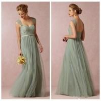 Sage Bridesmaid Dresses Promotion-Shop for Promotional ...